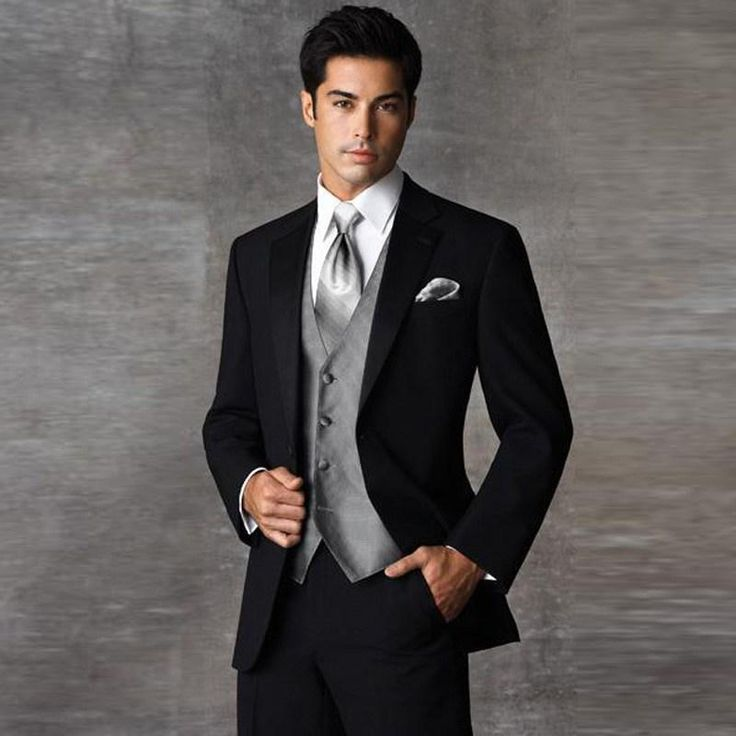 Modern Tuxedos Hot ! 2015 New Formal Brand Men Wedding Suit Business Suits Slim Fit Men'S Clothing Suits With Pants For Men Groom Men Suits Tuxedos Suits Formal For Mens From Qingshaoshop, $92.15| Dhgate.Com
