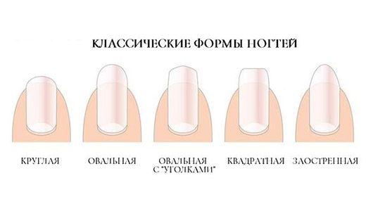 формы ногтей в маникюре: 22 тыс изображений найдено в Яндекс.Картинках