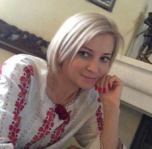 Natalia Poklonskaya (Наталья Поклонская) Without the Press