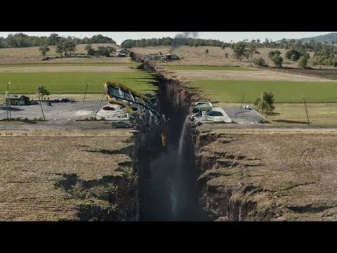 La falla de San Andres | Asi se hizo la Tierra | Documental History Channel - YouTube