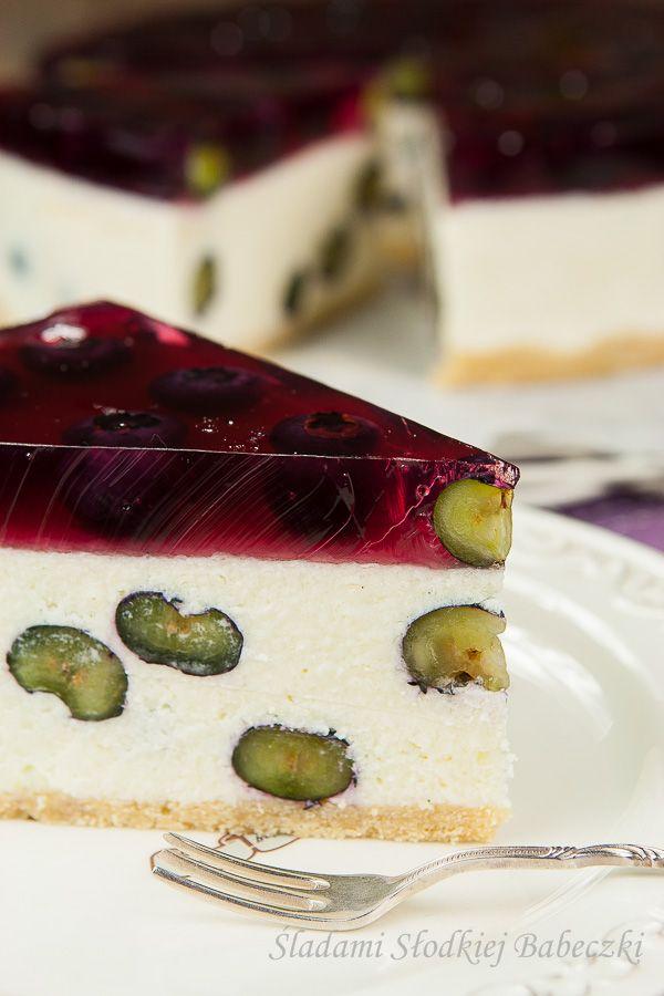 Vanilla cheesecake cold