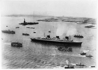 SS Normandie - Wikipedia, the free encyclopedia