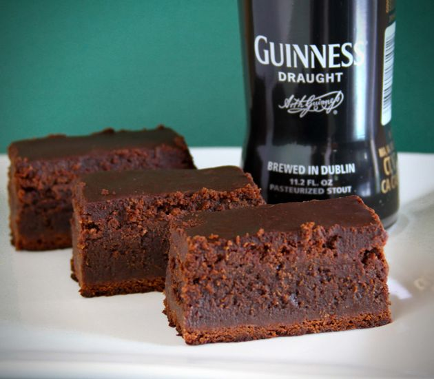 Guinness Brownies...check please: Desserts, Recipe, Guinness Brownies, Food, Eating, Fathers Day, Chocolates Brownies, Drinks, Guiness Brownies