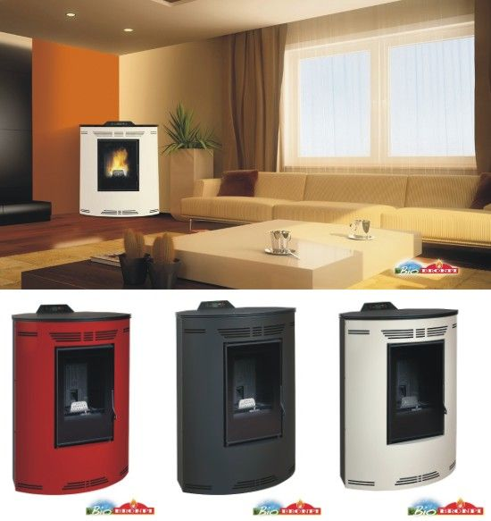 104 best images about pellet stoves on pinterest flats - Estufas de peles ...