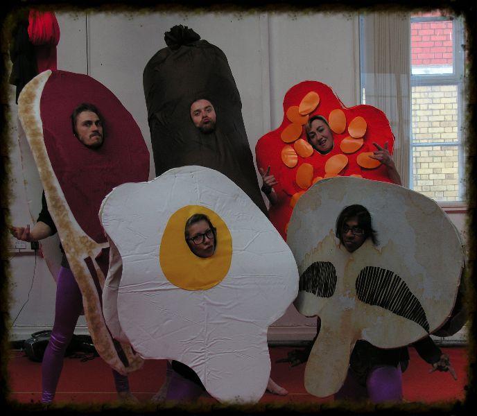costumes  I made