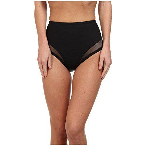 (ミラクルスーツ) Miraclesuit Shapewear レディース インナー アンダーウェア Extra Firm Sexy Sheer Waistline Brief 並行輸入品  新品【取り寄せ商品のため、お届けまでに2週間前後かかります。】 カラー:Black 商品番号:sh2-8472351-3
