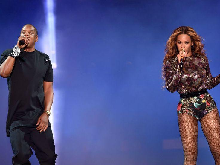 Canal + va diffuser le concert de Beyoncé et Jay Z au Stade de France
