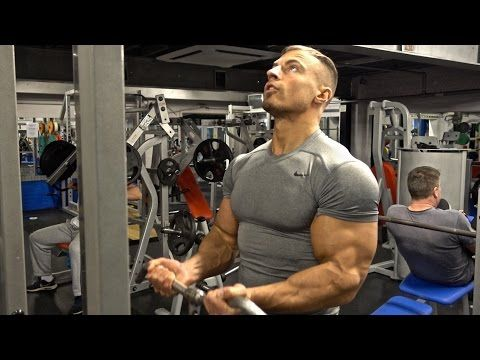 Bicep Workouts: Get Freaky Huge Biceps With This Vein-Pumping Arm Workout - YouTube