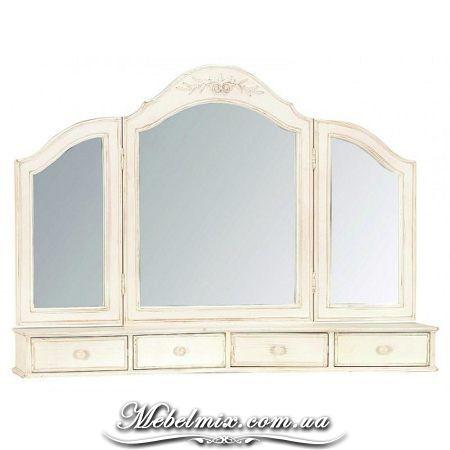 Фото - Французская мебель Сountry Coner Зеркало к туалетному столику PSDB
