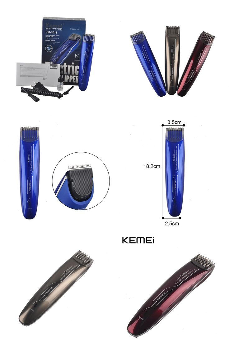 [Visit to Buy] KEMEI KM-2013 hair cutting beard trimmer maquina de cortar o cabelo hair clipper trimmer styling tools hair shaving machine #Advertisement