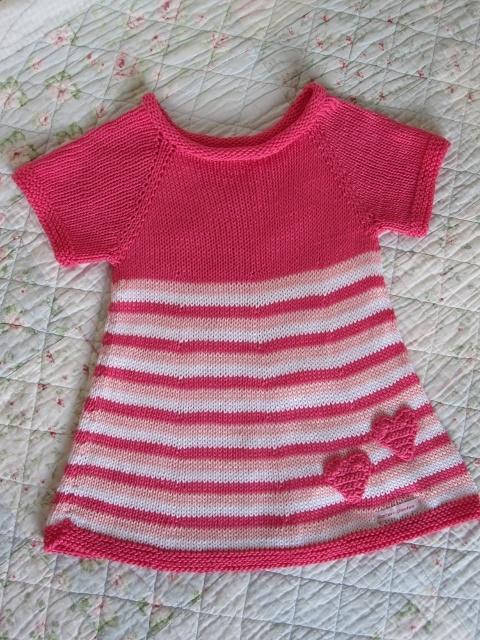 Bomuldsgarn fra Ulstrupgarn #design #knitting #dress #gallerigavlen
