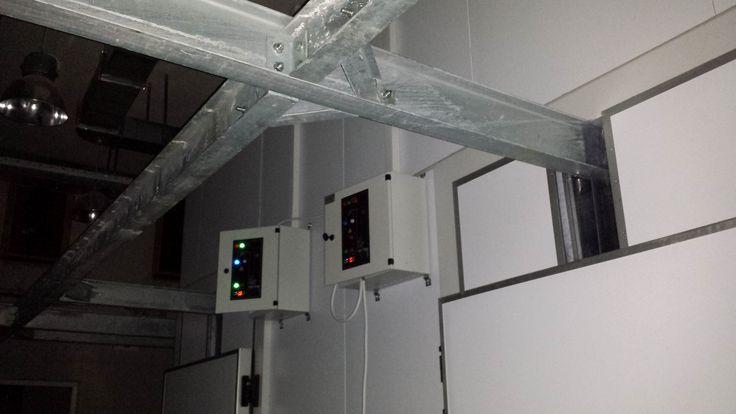Ηλεκτρικοι πινακες με πληρες αυτοματισμους και ψηφιακο ελεγχο της eliwell