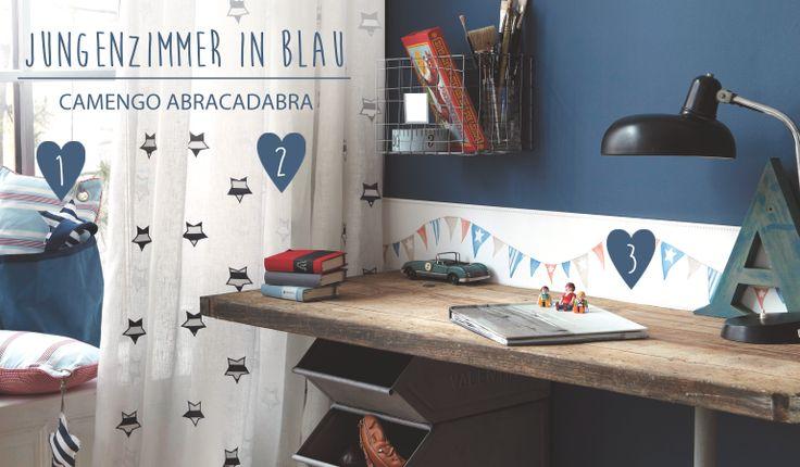 Bordüren Camengo Abracadabra bei Fantasyroom