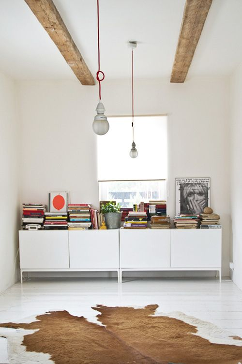 122 best elle decoration uk images on pinterest for Natural wood beams