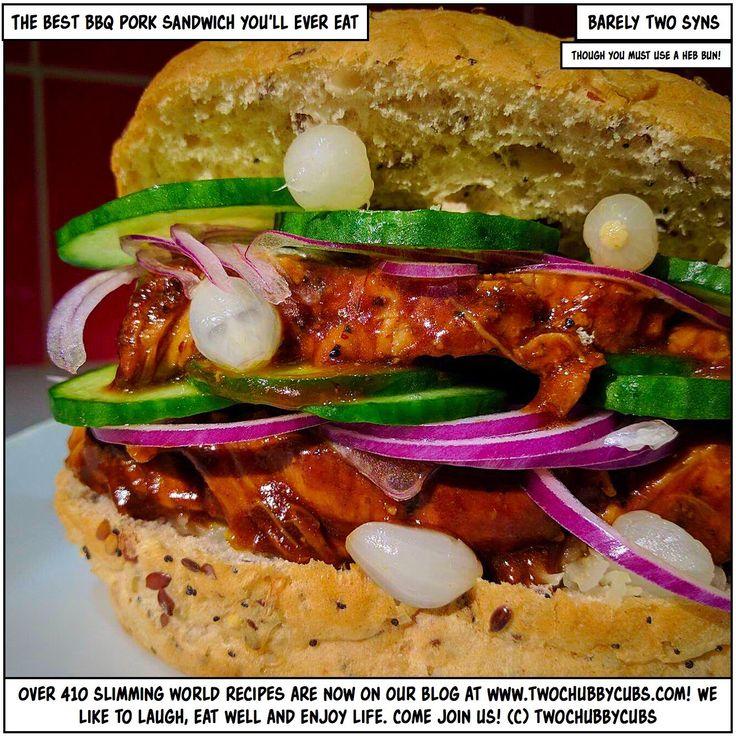 best bbq pork sandwiches