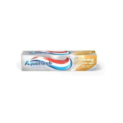 aquafresh whitening complete care