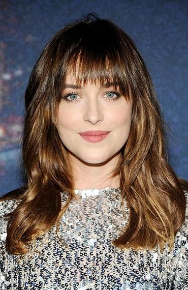 Dakota Johnson  Style  Dakota johnson hair Dakota johnson Brunette hair