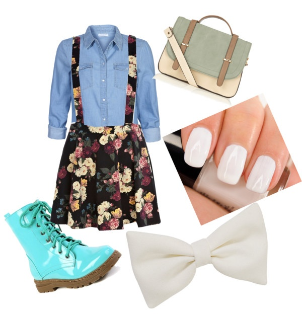 """""""Untitled #50"""" by dorothy-turtle on Polyvore"""
