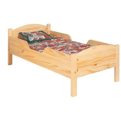 Little Colorado Traditional Toddler Bed & Reviews | Wayfair