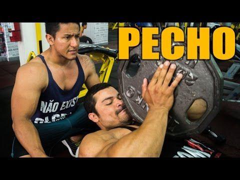 5 EJERCICIOS PARA SACAR PECHO + RUTINA - YouTube