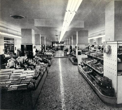 Upim Napoli 1958
