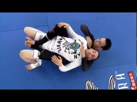 Eddie Bravo - How to develop a strong rear naked choke squeeze - YouTube