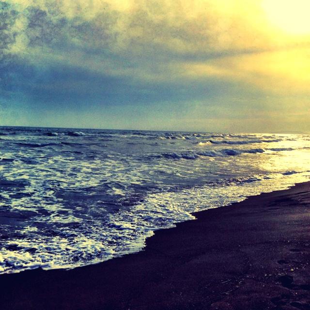 I am the #sea.