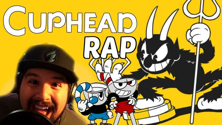 CUPHEAD RAP [METAL Ver.] - Cover by Caleb Hyles (JT Music)