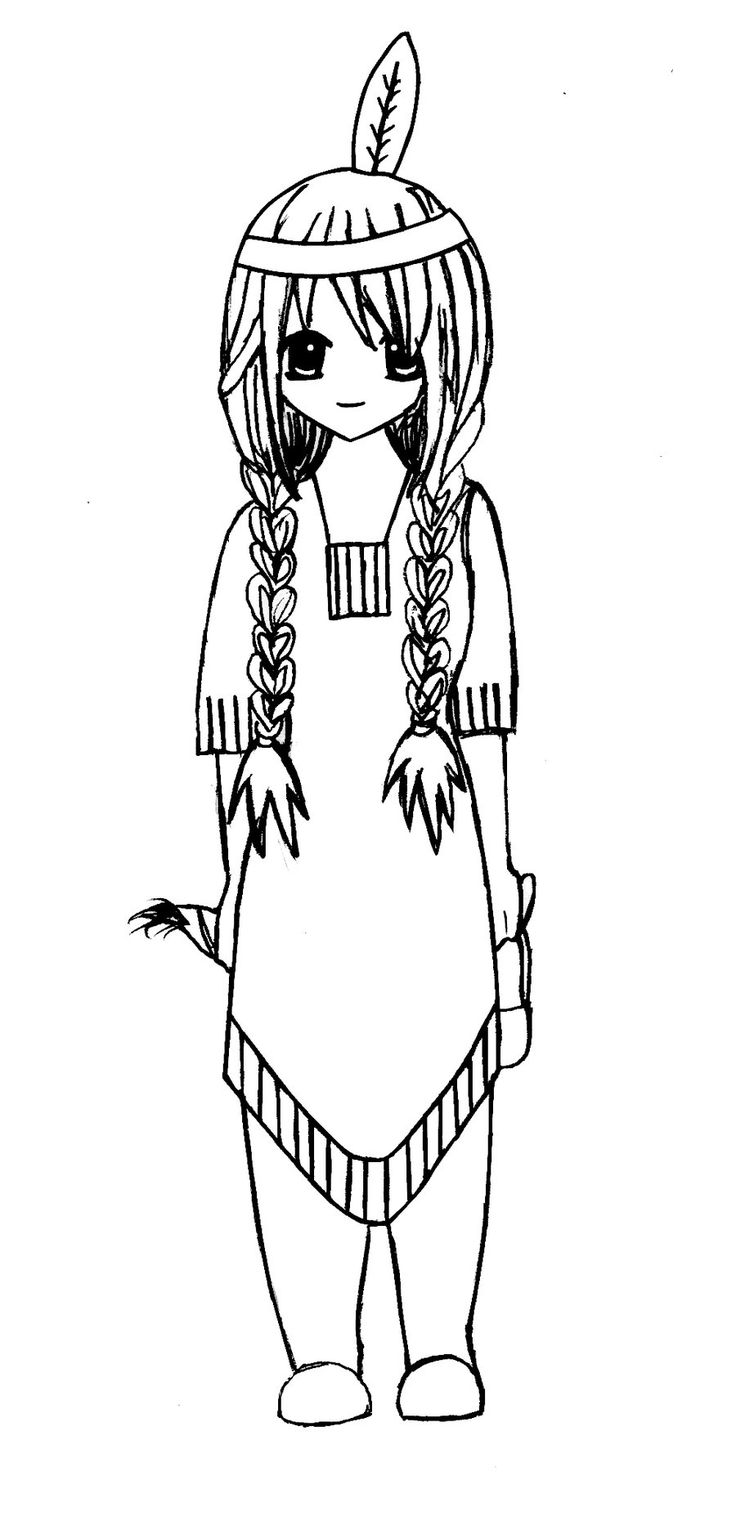 Coloring Pages Indian Girl Coloring Page 1000 images about coloring people on pinterest image result for indian pages