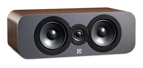 Q Acoustics Q3090 Walnut Centre Speaker