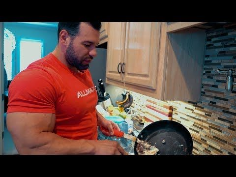 What Pro Bodybuilders Eat For Breakfast Pt. 2 Ft. Steve Kuclo