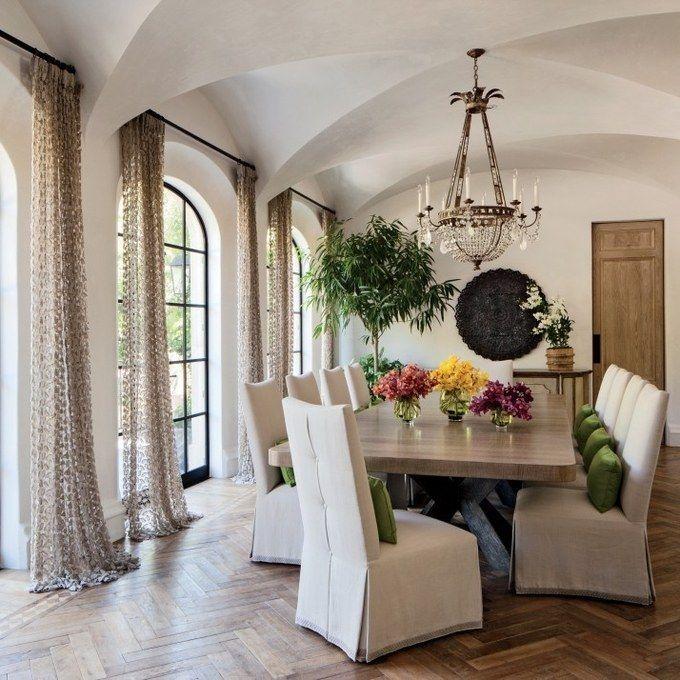 Traditional Dining Room by Joan Behnke & Associates Inc.