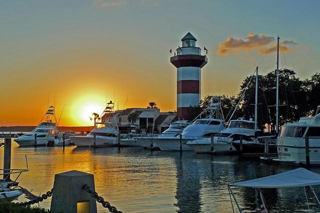Harbor Town, Sea Pines Plantation, Hilton Head Island, SC