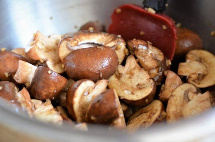 Bella balsamic mushrooms with sauteed garlic – Recipes – #Balsamic #Bella #gar …   – Mushroom recipes sauteed