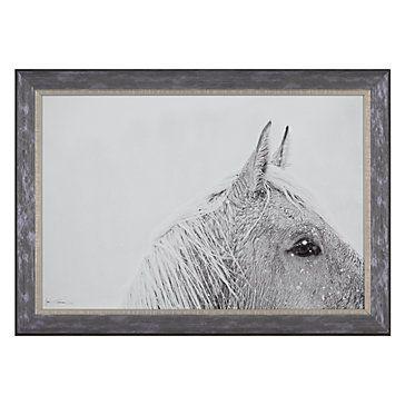 Snow Daze 1 | Framed Art | Art by Type | Art | Z Gallerie