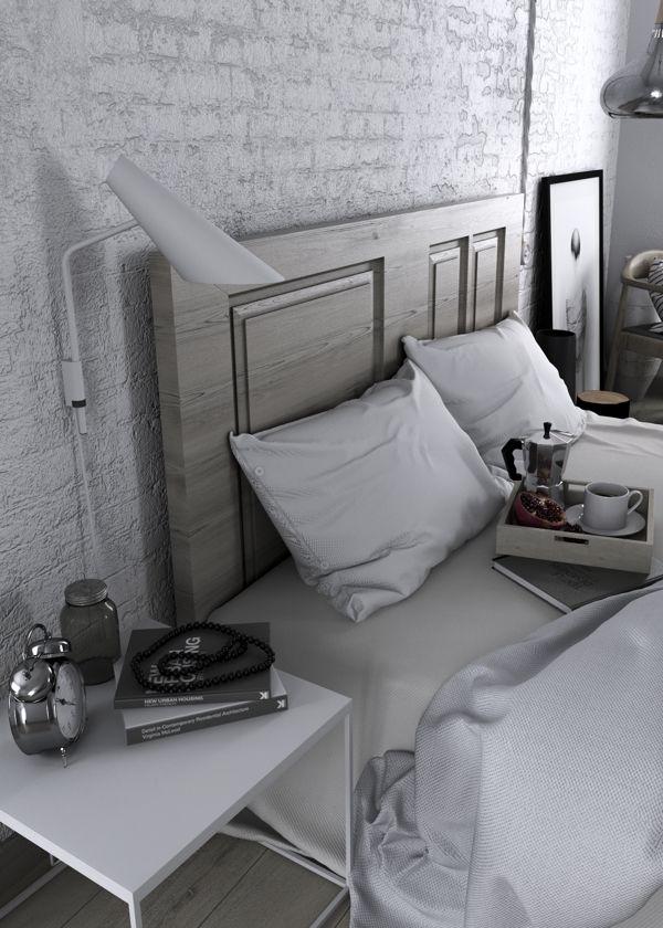 50 shades of gray bedroom Belgrade
