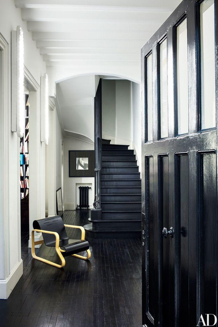 Studio reed jonathan reed s spare crafted interior design - Italian Vogue Editor Franca Sozzani At Home In Paris