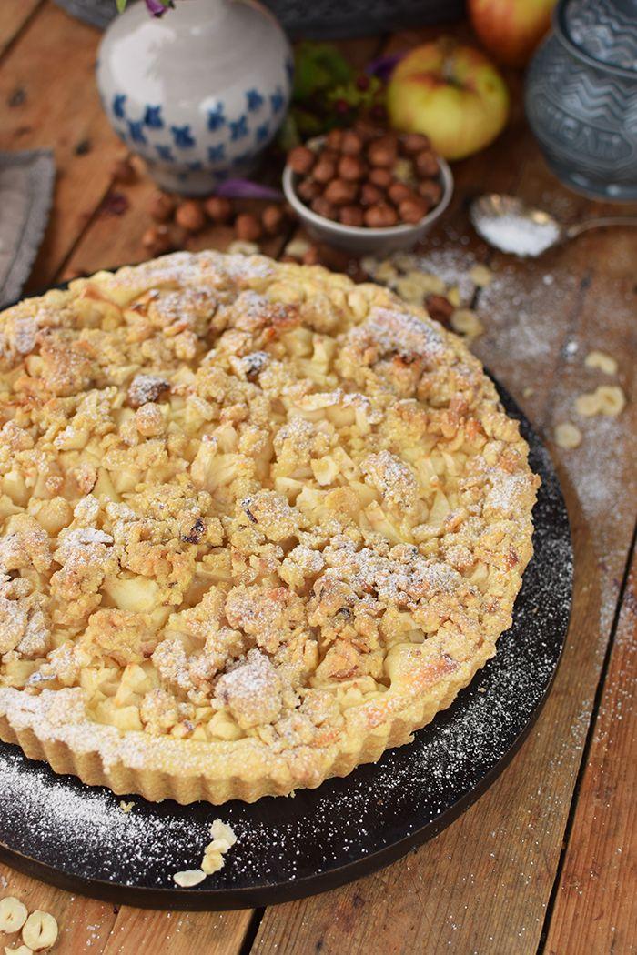 Apfel Streusel Kuchen Apple Crumble Cake Streusel Kuchen Apfel Quark Kuchen Quark Streuselkuchen