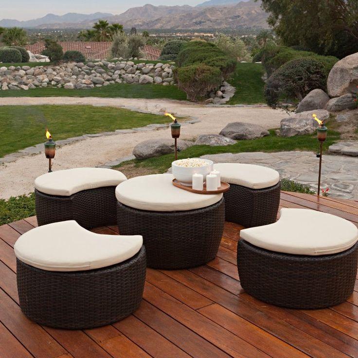 Modern Wicker Patio Furniture