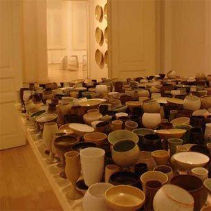 Nikos Sklavenitis Greek ceramic artist