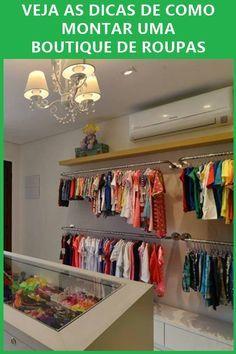 9d9c3c050 Confira as dicas de como montar uma boutique de roupas passo a passo ...