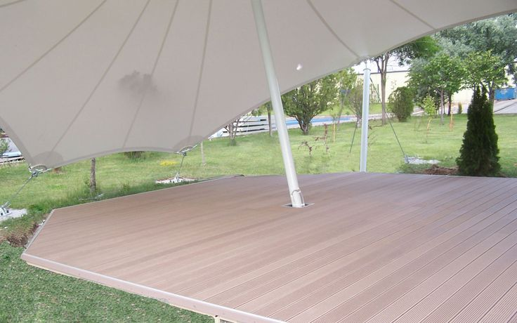 Kolay montajı ve antibakteriyel özellikleri ile tercih edilen Ahşap kökenli Kompozit Deck Pimawood ürünleri, prefabrik yapıların zemin döşemelerinde de kullanılabilmektedir.