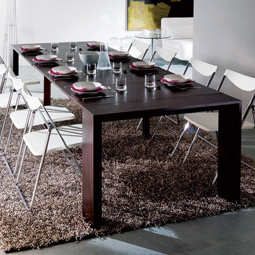164 best images about folding dining room tables on pinterest queen anne tablecloths and - Goliath resource furniture ...