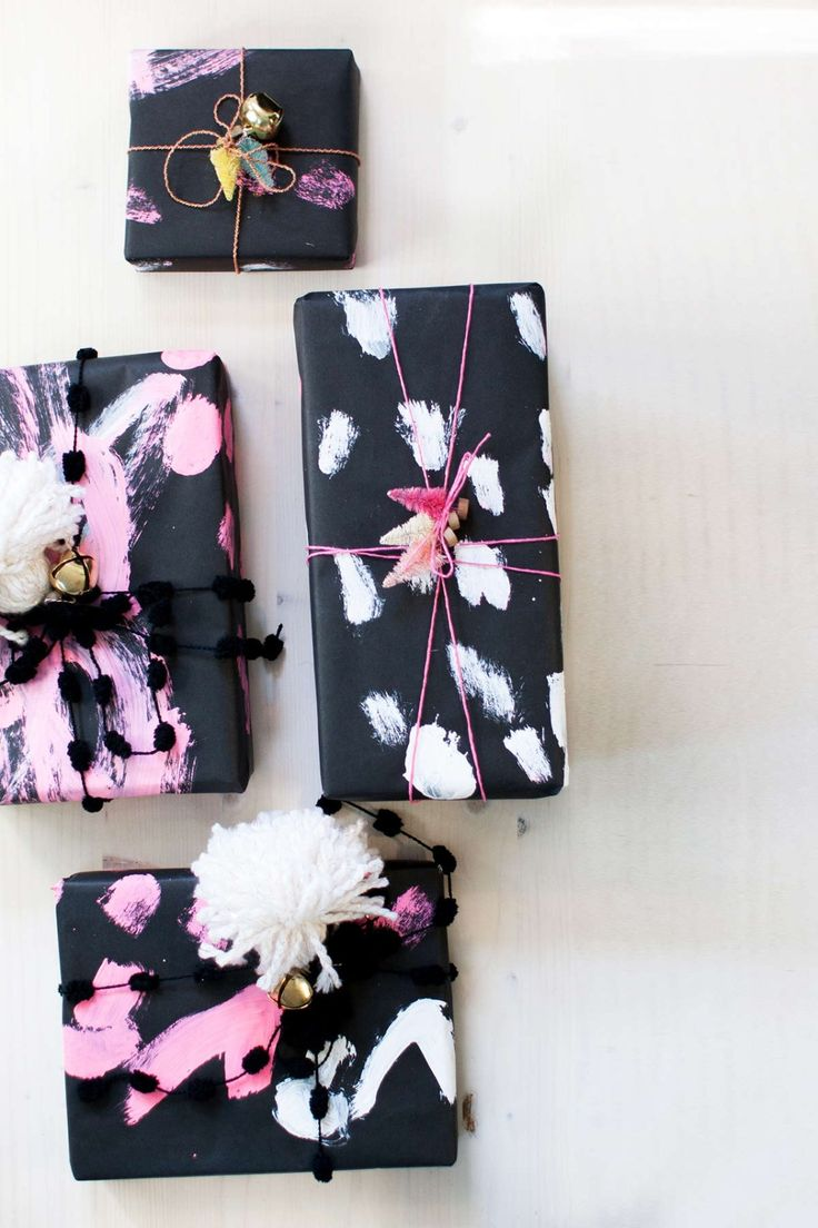 hand painted wrapping paper 2125 best wrap