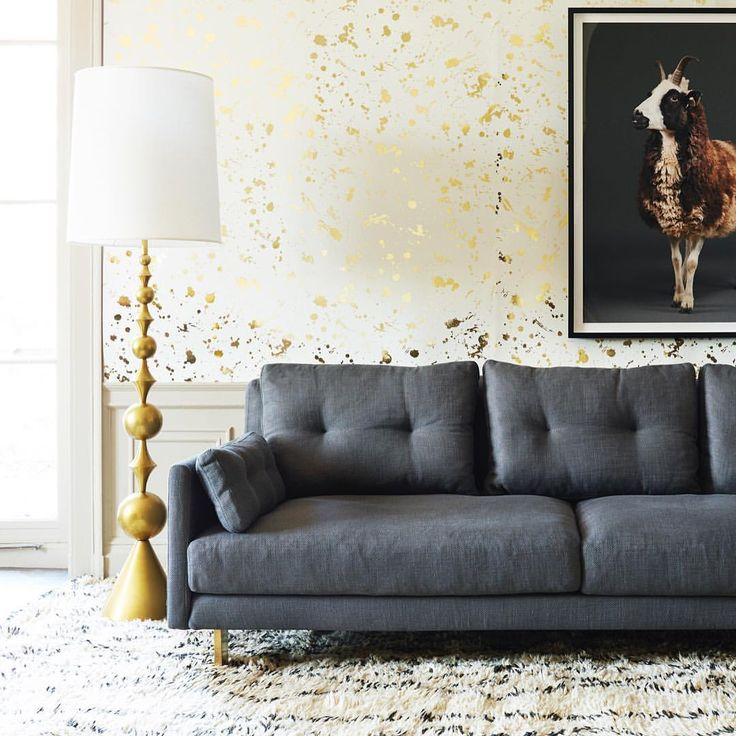 Cheap Sofas Deep and squishy family friendly and tr s chic uour Malibu sofa hits