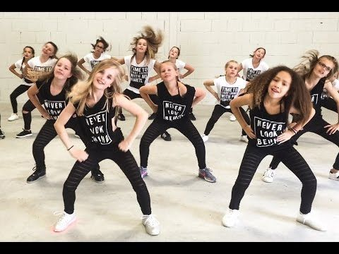 EGO - Willy William - Easy Kids Dance Choreography Fitness - YouTube