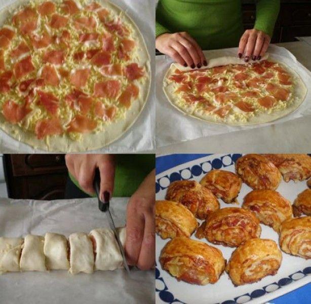 Pizzaminnaars moet dit proberen.