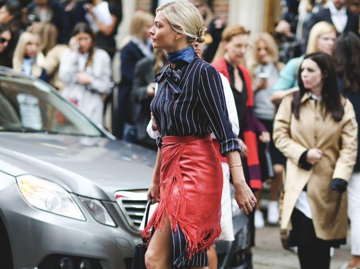 London Fashion Week: le foto di street style - Grazia.it