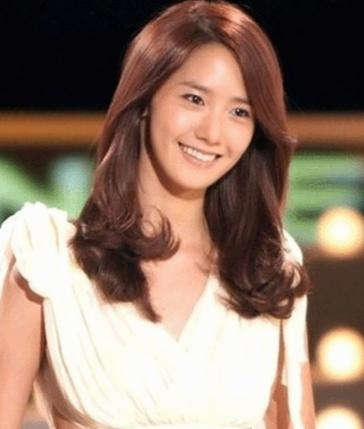 Image result for korean perm mid length hair