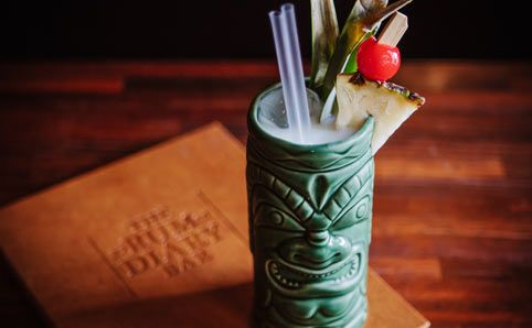 The Rum Diary Bar, Fitzroy.  If you love rum then this one is a no brainer. Bartenders know their shit!!